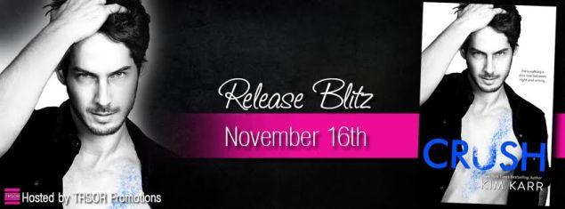 crush release blitz