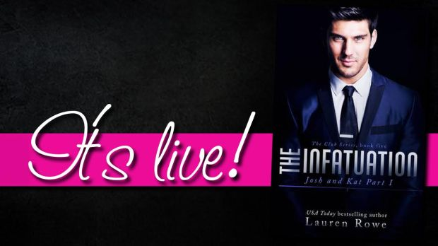 the infatuation is live